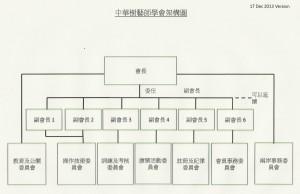 CAA --- 會務組織架構 of 17.12.2013